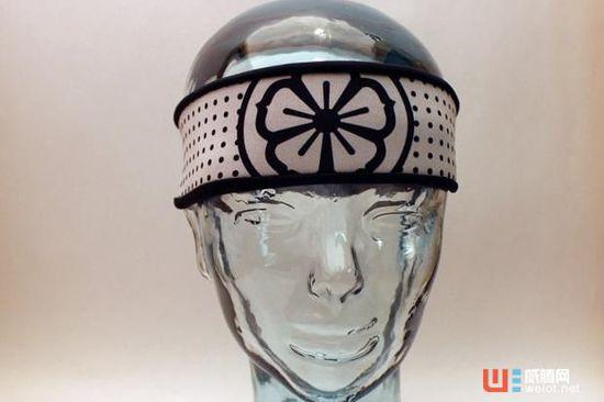 Vi-Band免持头部按摩器,一个人也没关系